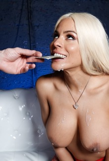 Luna Star Loves Every Minute Of Showing Off Her Body For Your Pleasure