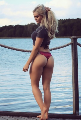 Here are some epic photos of assed Anna Nystrom